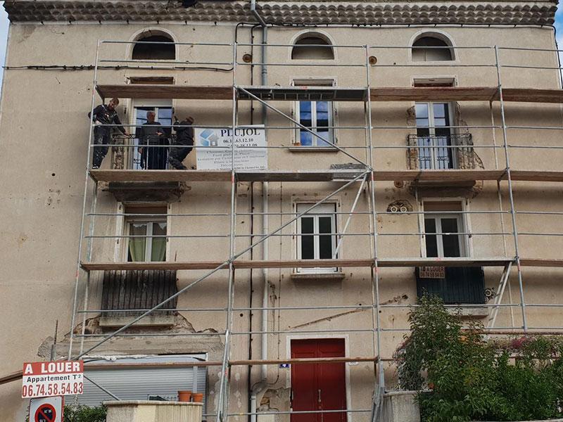 renovation-facade-plujol-ales-avant-apres1